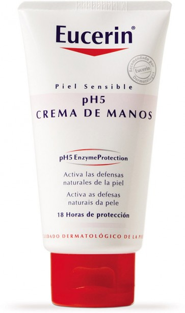 Eucerin Ph5 Creme Mãos Secas 75 ml