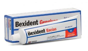 Bexident Gengivas Gel Gengival Clorohexidiana 50 ml