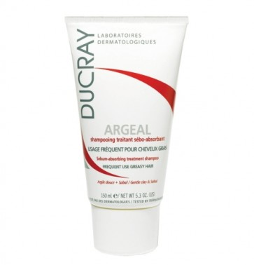 Ducray Champô Argeal Creme 150 ml