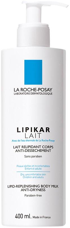 Roche Posay Lipikar Leite 400 ml