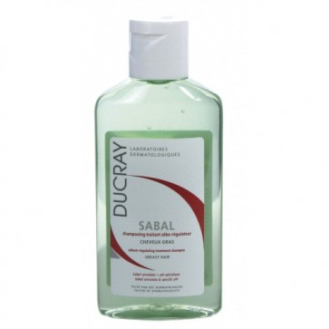 Ducray Champô Seborregulador Sabal 200ml