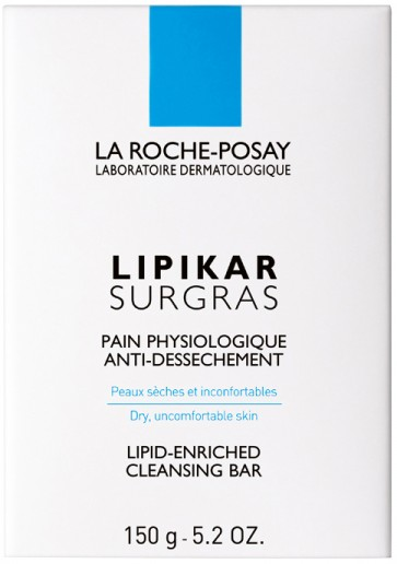 Roche Posay Lipikar Surgras Sabonete