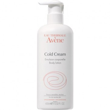 Avene Cold Cream Emulsão Corporal 400 ml