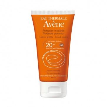 Avene Solar Creme FPS UVB 20 UVA 20 C/ Cor 50 ml