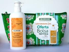 Klorane Leite Hidratante 400 ml