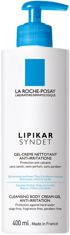 Roche Posay Lipikair Syndet 400 ml