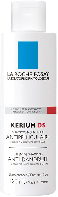 Roche Posay Champô Kerium Caspa Persistente 125 ml