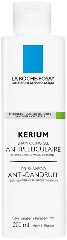 Roche Posay Champô Kerium Caspa Oleosa 200 ml