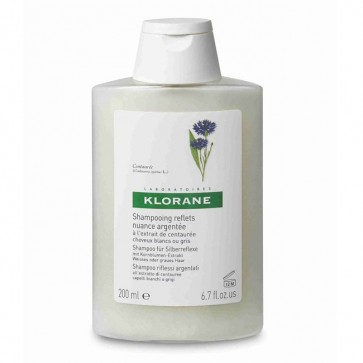 Klorane Champô Centáureas Azuis 200 ml