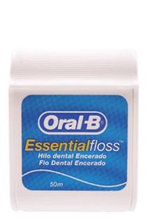 Oral B Fio Dental Essencial Menta