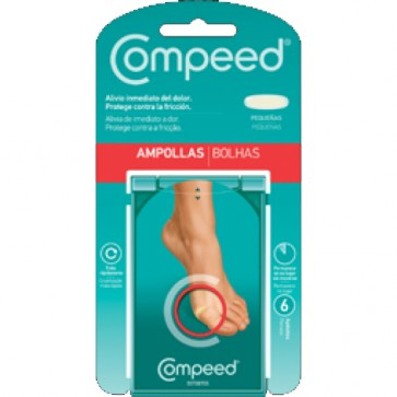 Compeed Penso Bolhas Pequenas x 6