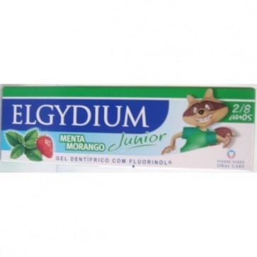 Elgydium Júnior Gel Dentífrico Morango 50 ml