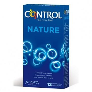 Control Nature Preservativos Adapta x 12