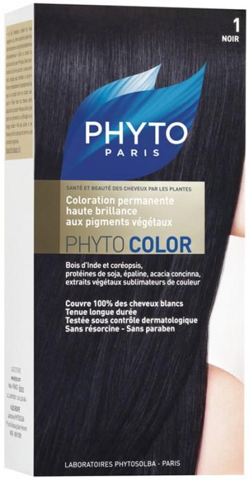 Phyto Phytocolor 1 - Preto