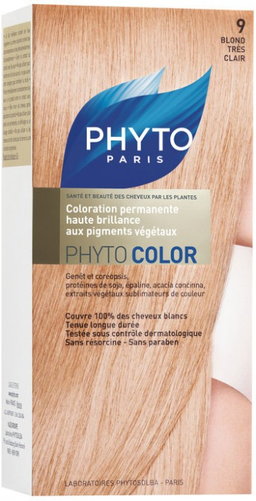 Phyto Phytocolor 9 - Louro Muito Claro