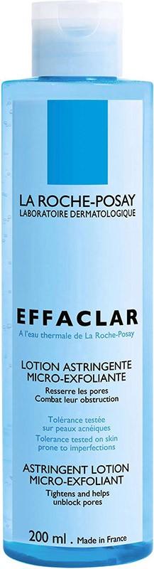 Roche Posay Effaclar Desmaquilhante Loção 200 ml