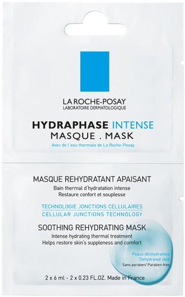 Roche Posay Hydraphase Máscara Saqueta 2 X 6 ml