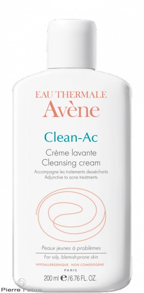 Avene Cleanance Creme Lavante Ac 200 ml