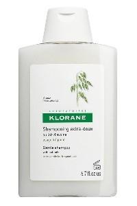 Klorane Champô Leite Aveia 100 ml