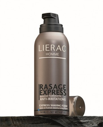 Lierac Homme Mousse Barbear 150 ml