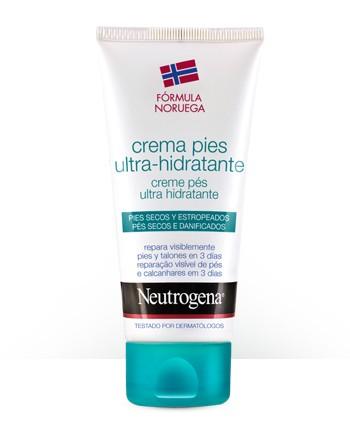 Neutrogena Creme Pés Ultra Hidratante 100 ml