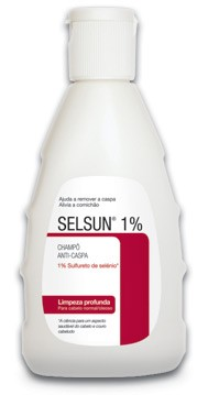 Selsun 1% Champô Anti-Caspa 125 ml