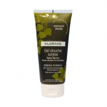 Klorane Gel Duche Instantes do Bosque 200 ml
