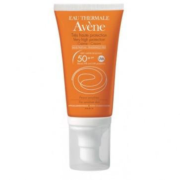 Avene Solar Creme FPS50+ S/ Perfume 50 ml