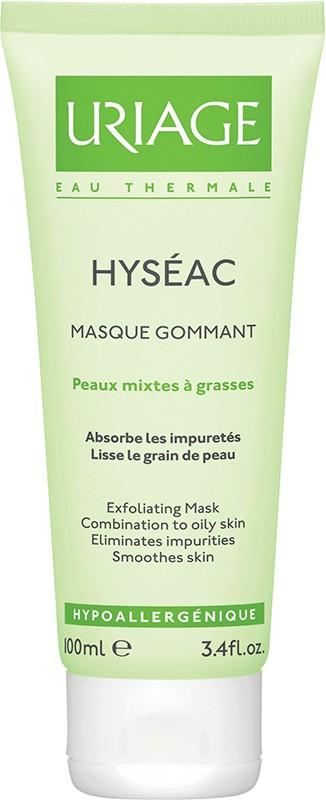 Uriage Hyseac Máscara Exfoliante 100 ml