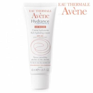 Avene Hydrance Creme FPS 20 Rico 40 ml