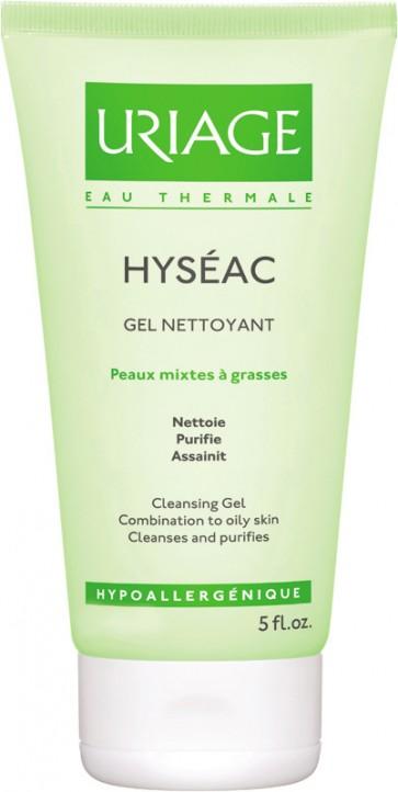 Uriage Hyseac Gel Limpeza Suave 300 ml
