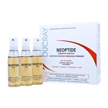 Ducray Loção Neoptide 30ml X 3