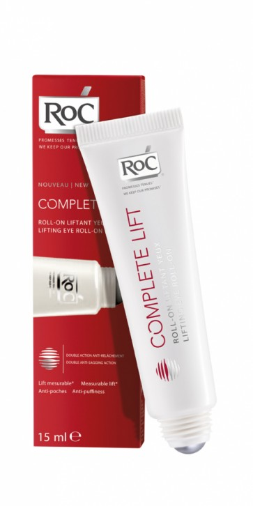 Roc Complete Lift Creme Roll On Olhos 15 ml