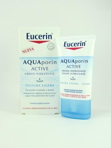 Eucerin Aquaporin Creme Light 40 ml