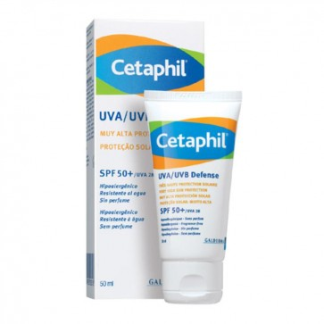 Cetaphil Creme Solar FPS 50+ 50 ml