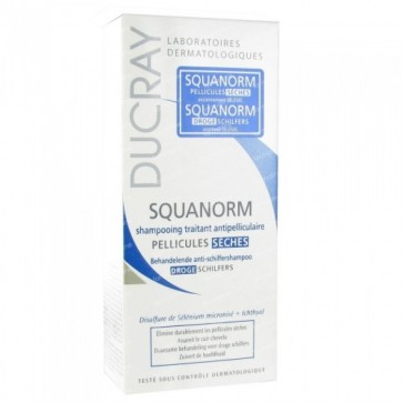 Ducray Champô Squanorm 300ml
