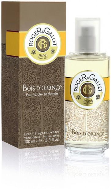 Roger & Gallet Bois D'Orange Água Perfumada 100 ml