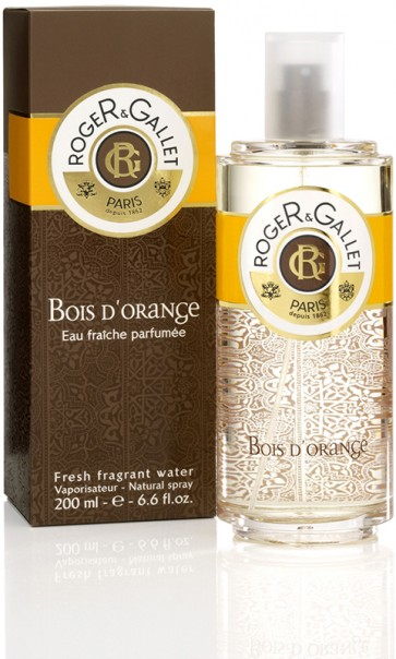 Roger & Gallet Bois D'Orange Água Perfumada 200 ml
