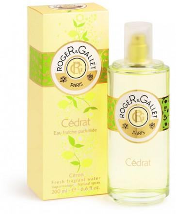Roger & Gallet Cedrat Água Perfumada 200 ml