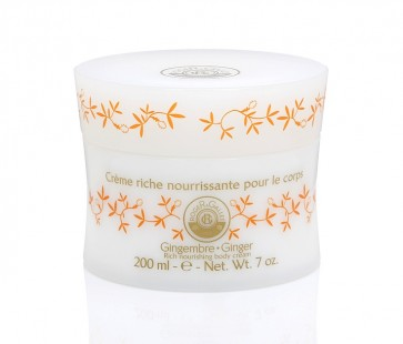 Roger & Gallet Gingembre Creme Corporal 200 ml