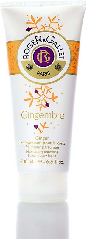 Roger & Gallet Gingembre Leite Corporal 200 ml