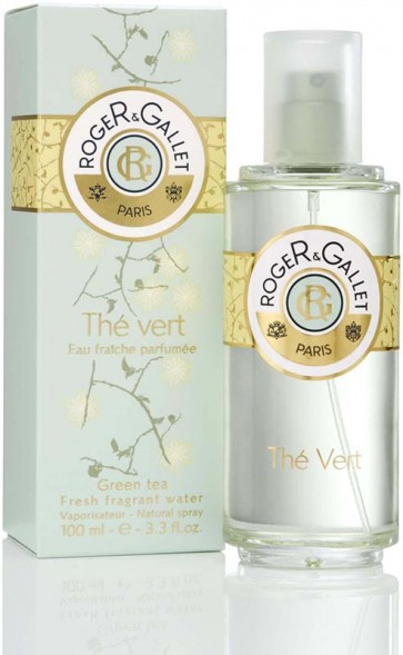 Roger & Gallet The Vert Água Perfumada 100 ml