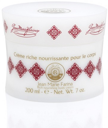 Roger & Gallet Jean-Marie Farina Creme Corporal 200 ml