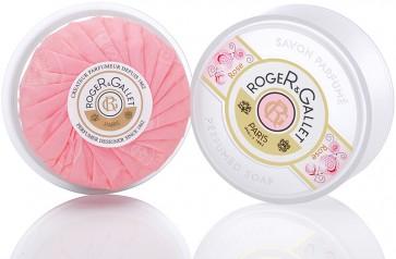 Roger & Gallet Rose Sabonete 100 g