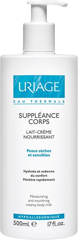 Uriage Suppléance Leite Corporal 500 ml + Desconto