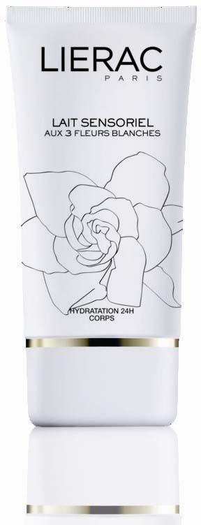 Lierac Leite Hidratante Sensorielle aux 3 Fleurs