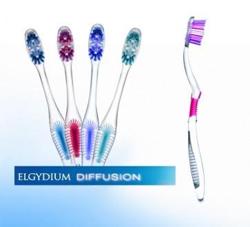 Elgydium Difusion Escova Dentes Média
