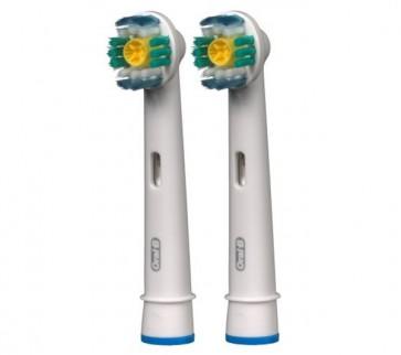 Oral B 3D White Recarga Escova Dentes X 2