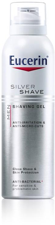 Eucerin Men Gel Barbear 175 ml