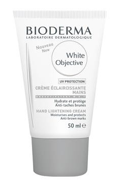 White Objective Creme Aclarante Mãos 30ml